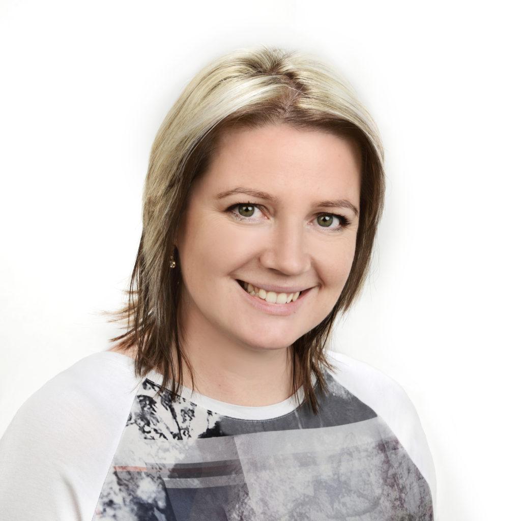 Lucie Tomancová, člen týmu Knowledge Sharing, s.r.o.