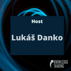 Host podcastu: Lukáš Danko